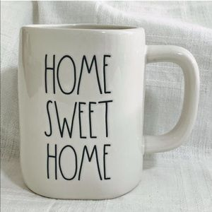 "New Rae Dunn by Magenta ""HOME SWEET HOME"" Mug."